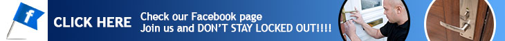 Join us on Facebook - Locksmith Bellwood